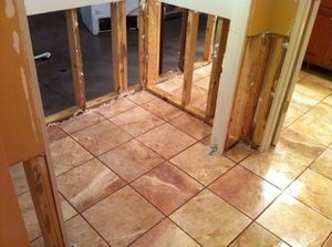 911 Restoration Central New York Tile Repair