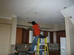 Water Damage East Syracuse Ceiling Repair